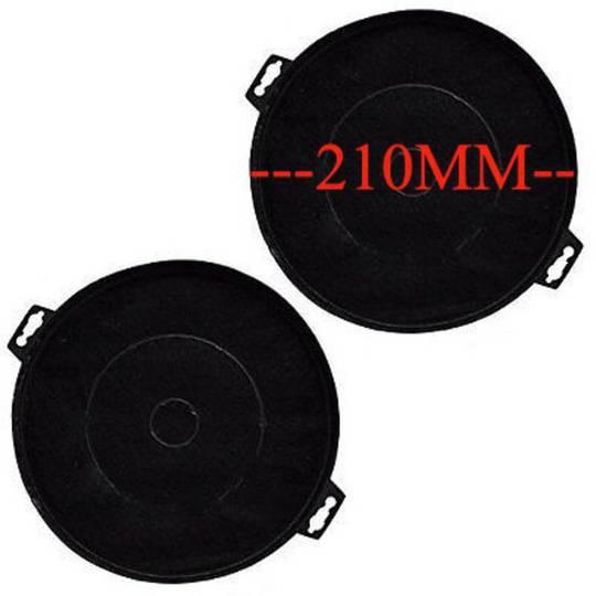 Charcoal Filter Carbon Filter Rangehood FISHER PAYKEL HC60DCXB1, HP60ICSX2 & HC90DCXB1, HC90CGX1, HP90ICSX2 & HC120DCXB1