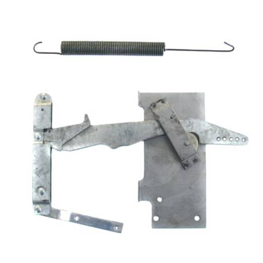 ST GEORGE OVEN DOOR HINGE SET LEFT OR RIGHT GRILLMASTER IMPERIAL ROTOMASTER SUPERMATICh