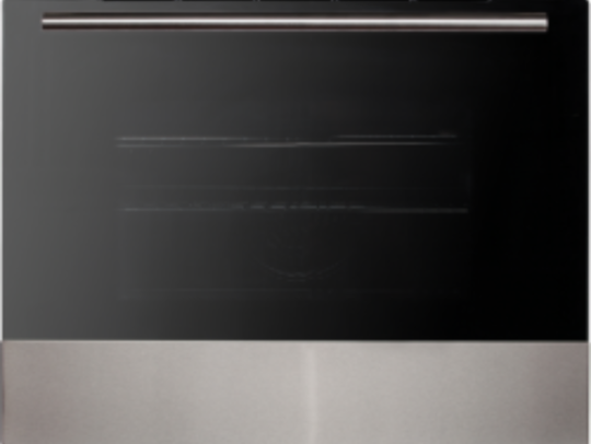 Trieste oven DOOR Complete including Handle and Hinge TRFM37.65 ix,