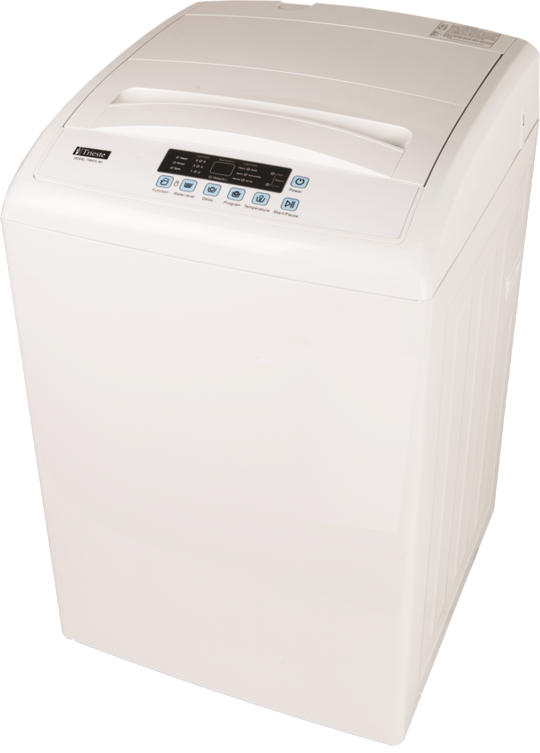 TRWTL-60 Fully Automatic Top Loading Washing Machine Trieste