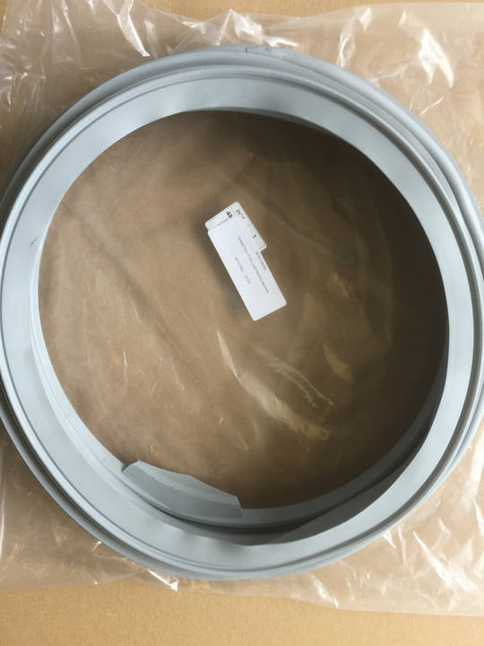 WHIRLPOOL WASHING MACHINE DOOR SEAL Gasket BELLOW DOOR WFS1073DD, WFS1273AW, WFS1073CD, WFS1275CD, WFS1071BW, WFS1274AW, WFS1273