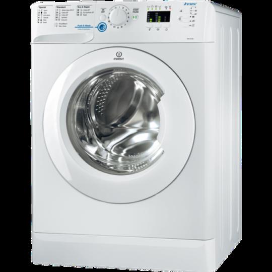 Indesit 8kg Front loader Washing Machine XWA 81283X W AUS