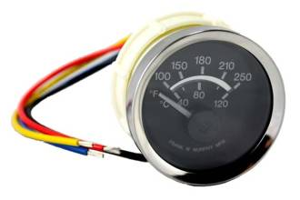 0 to 150°C (300°F) Electric Gauge 12V