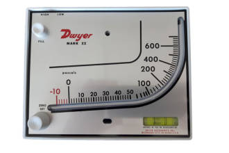 -10 to 700 Pa Mark II Manometer