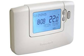 5 to 30 °C 7 Day Programmable Thermostat