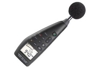 Center 390 Sound Level Datalogger