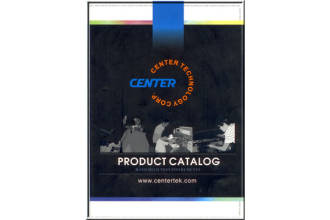 Center Product Catalog