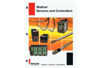 Watlow Sensor & Controller Catalogue