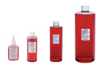 Red Gauge Fluid 0.826 specific gravity