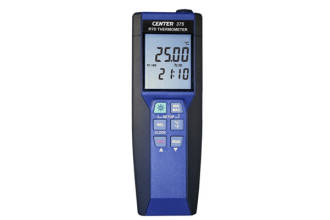 Center 375 Precision Pt100 Thermometer