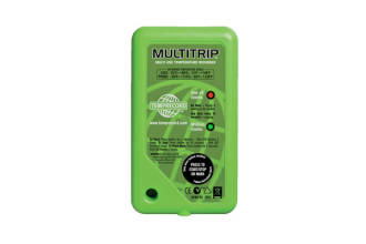 -25 to 60°C Green Multitrip - No Probe