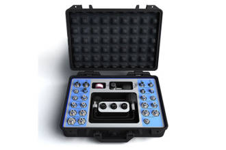 26 piece Fitting Kit c/w Case - ¼ NPT