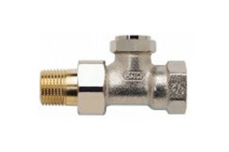 15mm Straight Lockshield Valve