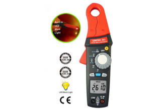 TRMS AC/DC Low Current Clamp Meter