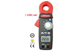 TRMS AC Leakage Clamp Meter