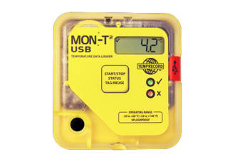 -30 to 60 °C Mon-T2 USB LCD