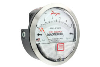 High Accuracy Magnehelic DP