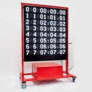 Piccolo Scoreboard Trolley