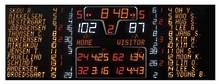 Saturn 2 - Multisport Scoreboard