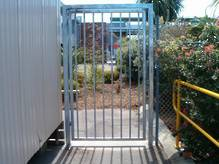 MSG Pedestrian Swing Gate