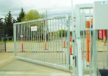 MSG Vehicle Swing Gate