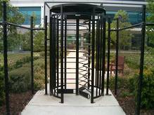 MPT Full Height Turnstile