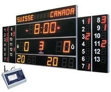 CALYPSO Waterpolo Scoreboards