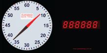Pace Clock - Horizontal