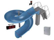 Water Slide Timer
