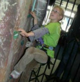 iconz4girls rockclimbing