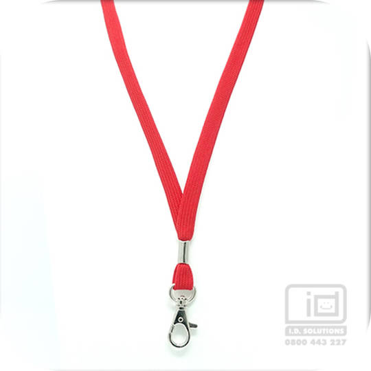 Red Lan with C-Hook - 12mm wide