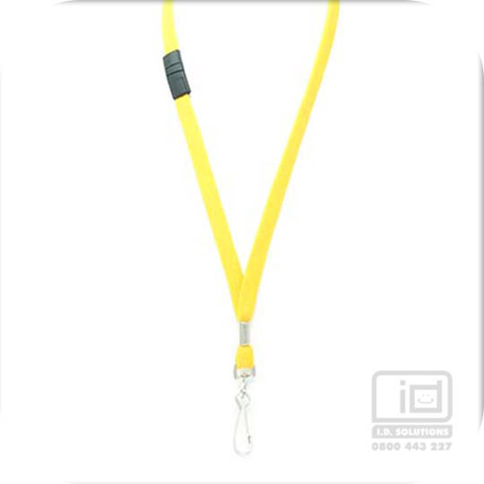 12 mm Yellow breakaway swivel