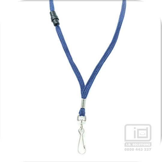 8mm Breakaway swivel Navy Blue