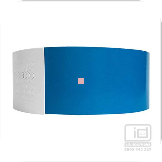 Biodegradeable Wristbands Blue
