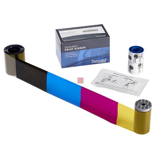 DataCard Ribbon 535000-007 YMCKT-K CP80 CD800