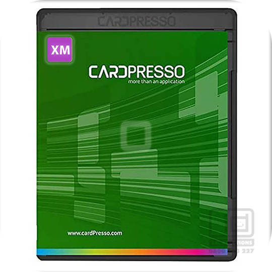 CardPresso Software XM Upgrade