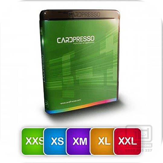 CardPresso Features