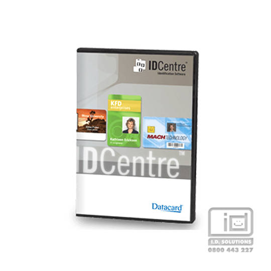 Datacard Software IDCentre Silver
