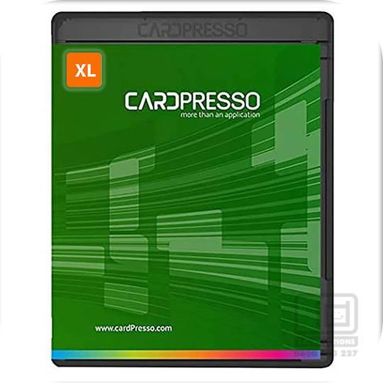Cardpresso Software XL Upgrade
