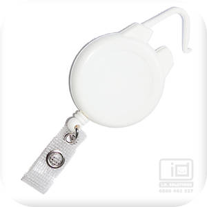 Large White Retractable - 40% Discount Clearance