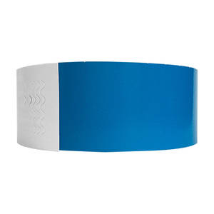 Biodegradeable Wristbands Blue