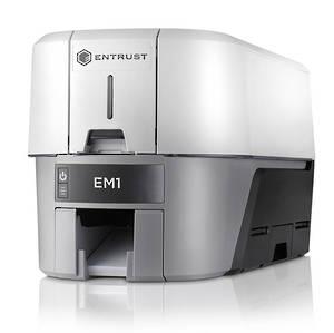 Entrust EM1 Direct to Card Printer