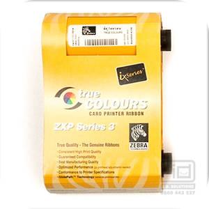 Zebra ZXP3 colour ribbon 800033-840AU