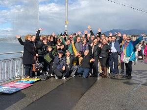 Boat trip Geneva 2019