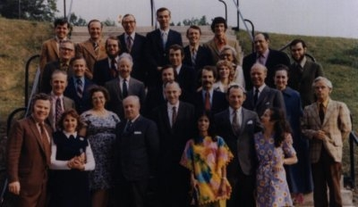 First Group Class in Canada 1973-838