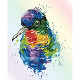 Rainbow Feathers DD5.056