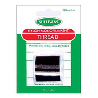 Black Nylon Thread -10424