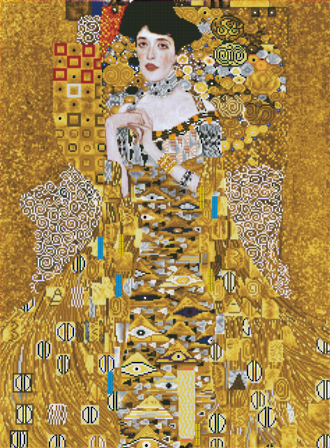 Women in gold