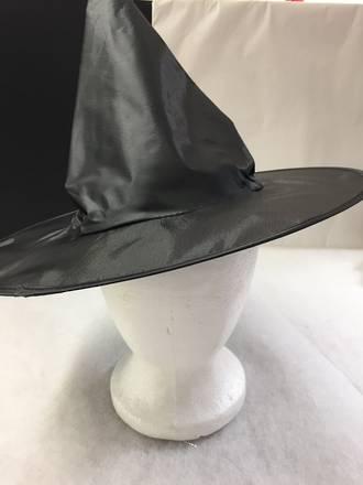 Witches Hat - plain black