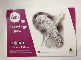 Cartridge pad A4